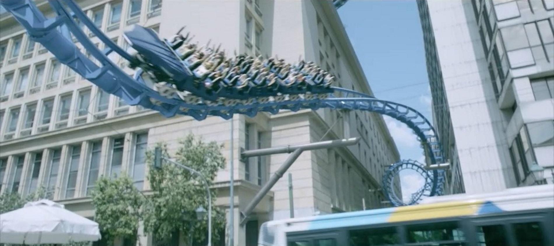 OTE Roller Coaster